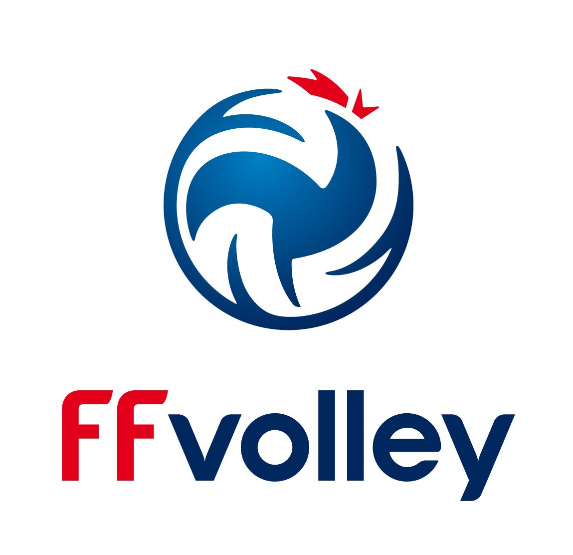 Logo FFVolley