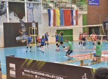 Deux médailles aux Volleyades! Une première pour le Volley-Ball Ligérien.