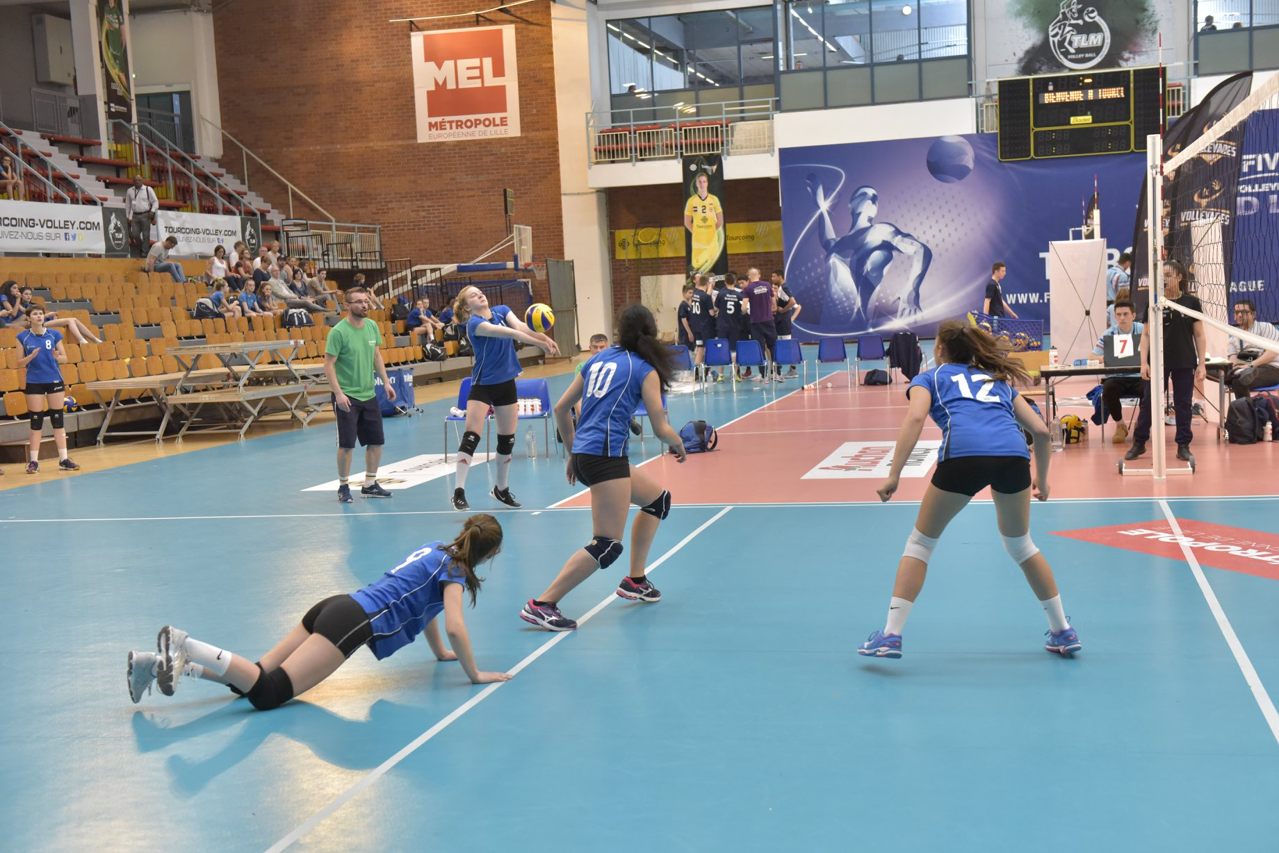 Volleyade Fem