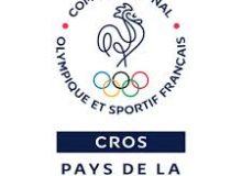 Le CROS organise 2 formations le 19 octobre, à la maison des sports de Nantes et Angers!