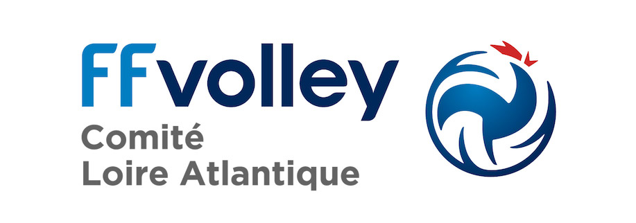 logo comité volley 44