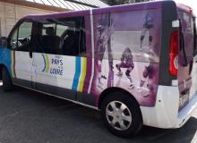 La ligue de volley des Pays de la Loire vend son minibus !