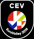 Les poules de l'Euro 2019 de Volley masculin !