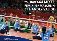 Le Volley Ball Nantes organise un tournoi de volley assis le 17 mars !
